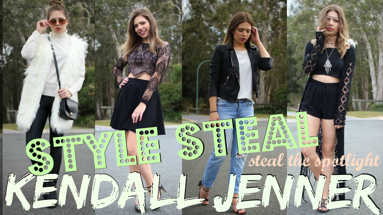 Kendall Jenner Style Steal Celebrity Look For Less Youtube