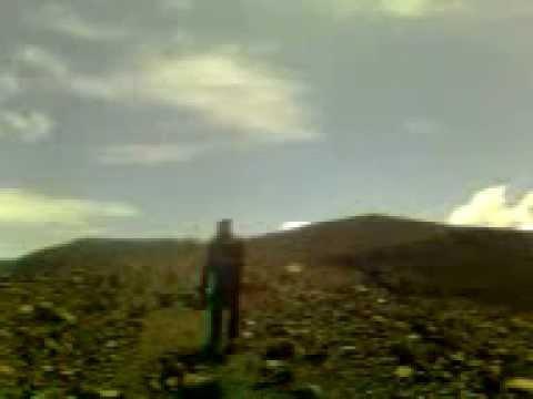 Dari Kawah Menuju Puncak Garuda Gunung Merapi Sumbar