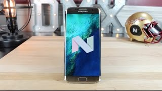 Official Samsung Galaxy S7 / S7 Edge Android 7.0 Nougat Update Verizon