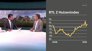 Starter kan het schudden op de huizenmarkt - RTL Z NIEUWS
