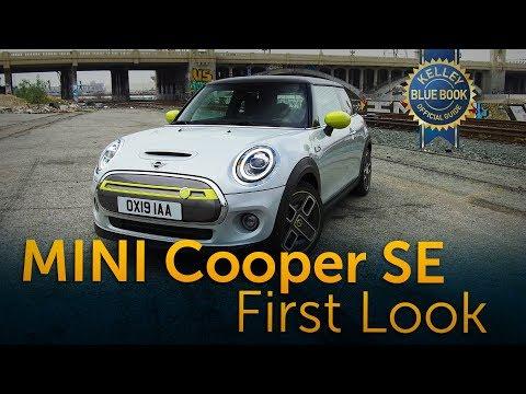 2020 Mini Cooper SE  - First Look