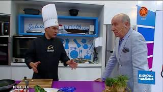 El Show de la Mañana presentó Cocinan Dos