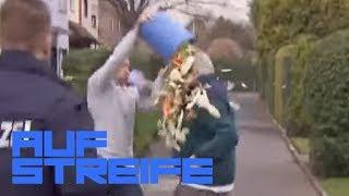 Viel Müll und ein Nachbarschaftskrieg: Wer hat die Reifen zerstochen?   Auf Streife   SAT.1 TV