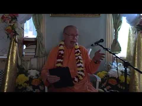 Чайтанья Чаритамрита Мадхья 22.128-129 - Бхакти Чайтанья Свами