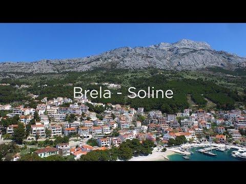 Brela - Soline