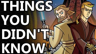 10 Things You Didn't Know About Star Wars: Clone Wars (2003)