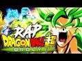 DRAGON BALL SUPER BROLY RAP || YKATO (Prod. Hollywood Legends)