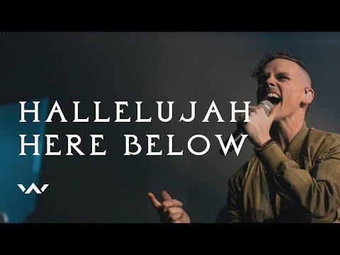 Hallelujah Here Below | Live | Elevation Worship