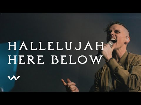 Hallelujah Here Below    Elevation Worship