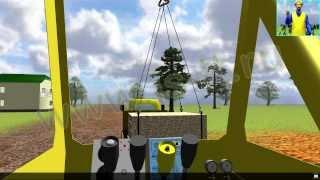 Автоматизированная система обучения «Машинист крана»