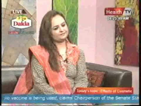 Dr Najjia Ashraf at Muskurati Morning onTv One -Morning Show on Health Tv and at CNBC Chai Time.mp4