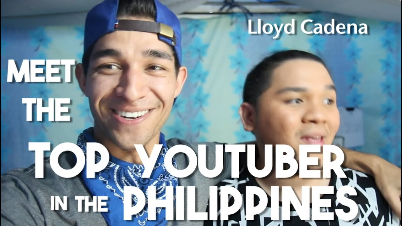 meet the top youtuber in philippines (lloyd cadena - filipino