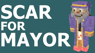 Hermitcraft Commercial - Scar for Mayor!