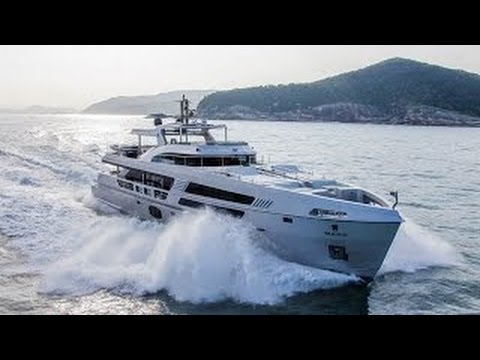 MCP 106 Limited Edition Yacht