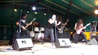 SEZARBIL - live Březovská metalová noc