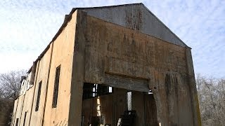ghost town of Sparks, Oklahoma