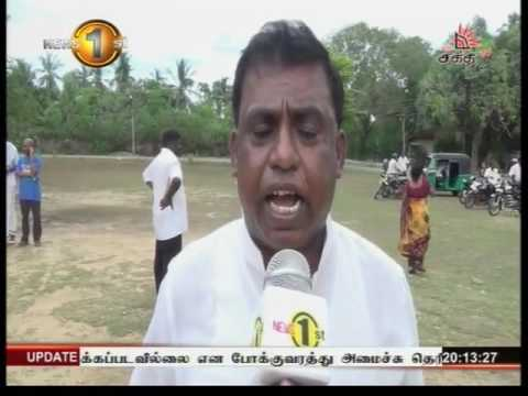 News 1st Prime time 8PM  Shakthi TV 14th May 2016