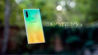 Galaxy Note 10 Plus - The Best Smartphone of 2019?