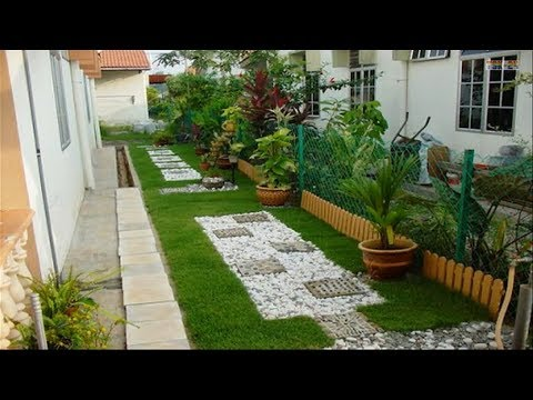 Small Garden Design Ideas - YouTube on Landscape Garden Designs For Small Gardens id=71110