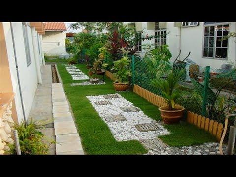 Small Garden Design Ideas Youtube