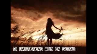 Sufero – Appelez moi personne – Esperanto music