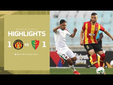 HIGHLIGHTS | ES Tunis 1 - 1 MC ALger | Matchday 6 | #TotalCAFCL