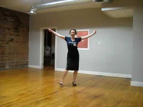 Toronto Swing Dance Lessons - Snake Hips (Snake Boogies ...