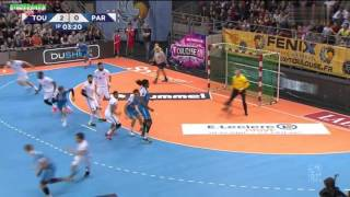 Toulouse VS Paris SG Handball LNH D1 2015 2016 10e journée