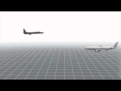 U-2 incident: Pentagon spy plane brings Los Angeles International Airport to a standstill