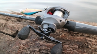 13 fishing rod reel first impressions