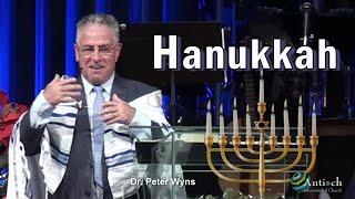 Hanukkah Service at Antioch