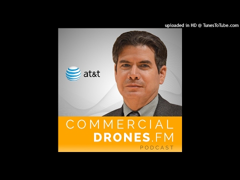 #036 - Improving Cell Tower Inspection By Using Drones with AT&T's Art Pregler