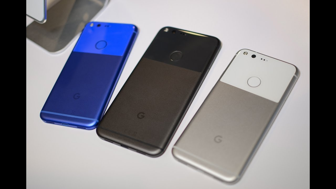 What is the price of google pixel phone