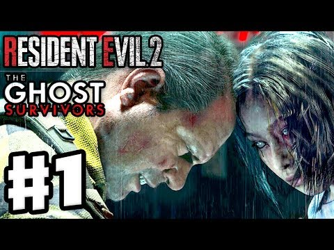 Resident Evil 2 Remake - Gameplay Walkthrough Part 1 - Ghost Survivors: No Time To Mourn