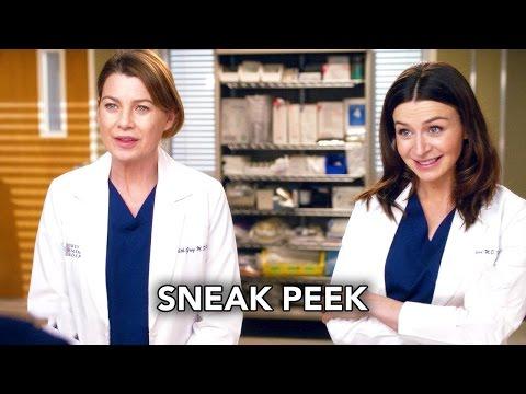 Grey's Anatomy: 13x19 What's Inside - sneak peak #1