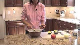 How To Make Guacamole-a Delicious Avocado Dip Recipe Appetizer By Rockin Robin