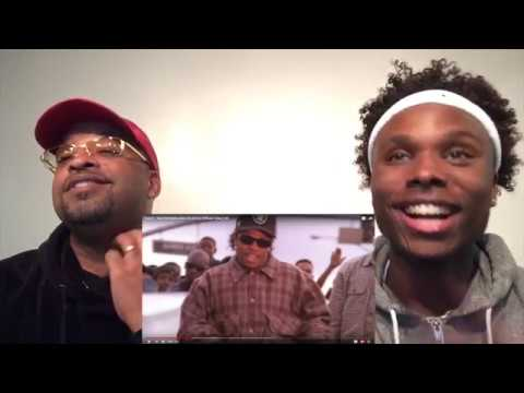 Dad Reacts to  Eazy-E - Real Muthaphuckkin G's (Official Video)