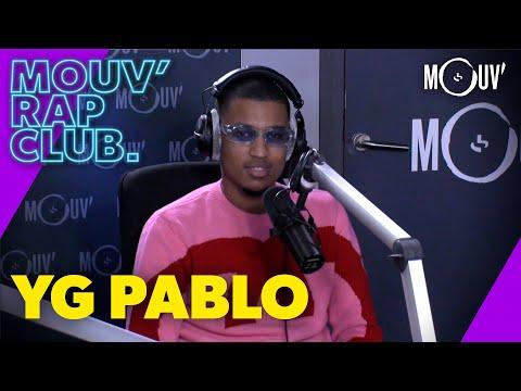 Youtube: YG Pablo:«Je veux toujours pousser le délire le plus loin possible»