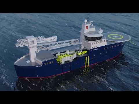 NEXUS: Towards game-changer service operation vessels for offshore windfarms