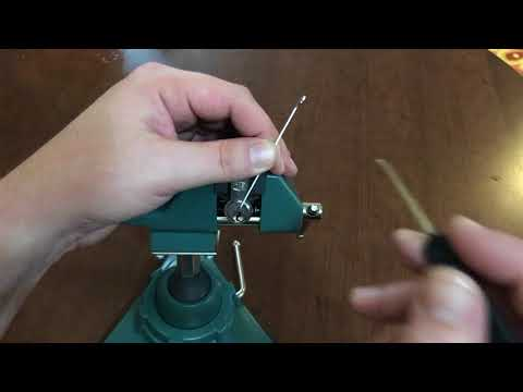 Lockpicking: S&L euro cylinder picked