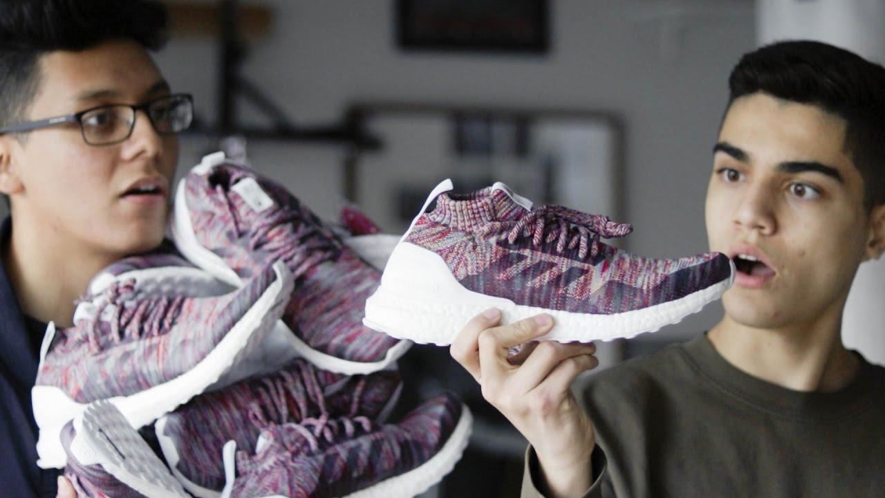 cc8a674afc1 KITH NYC X ADIDAS ULTRA BOOST MID REVIEW - YouTube