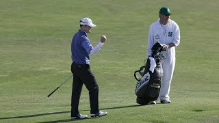 2007 Masters Tournament Final Round Broadcast