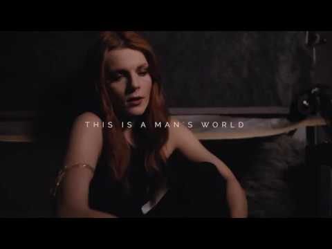 Amber Skye Noyes - This is a Man's World  (James Brown Cover)