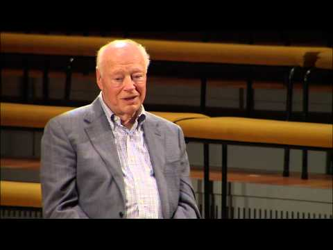Bernard Haitink in conversation with Matthew Hunter