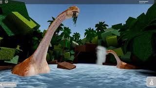 Universal Roblox Jurassic Park: River Adventure [Better Quality than my live stream]