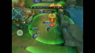 Mobile Legends Gameplay - Yun Zhao Semi Tank Build