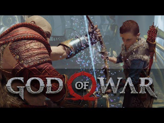 GOD OF WAR [#32] - Mehr Power für Atreus