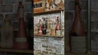 """Авторские бутылки из кожи! """"SHEND"""" Сделано в Севастополе!"""