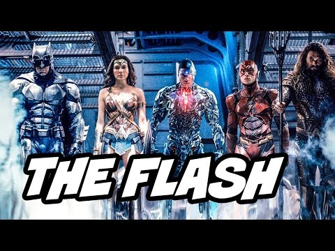 Justice League The Flash and Batman Crossover Comics Reaction