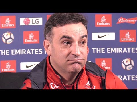 Carlos Carvalhal Full Pre-Match Press Conference - Sheffield Wednesday v Swansea - FA Cup